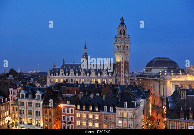 Lille christmas stock photos lille christmas stock for Chamber of commerce france