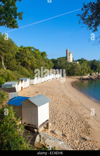 Noirmoutier Beach Stock Photos& Noirmoutier Beach Stock Images Alamy # Bois De La Chaise Noirmoutier