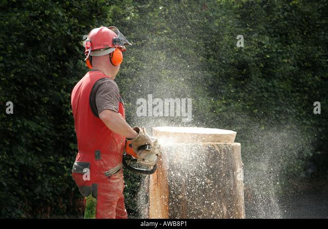 Woodcutter stock photos images alamy