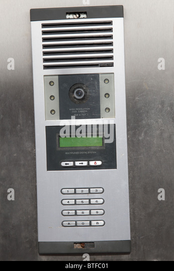 Door Buzzer Stock Photos Amp Door Buzzer Stock Images Alamy