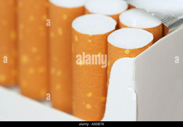 Different types of More menthol cigarettes