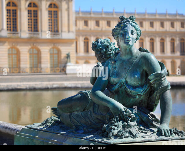 Versailles france stock photos versailles france stock for Garage versailles 44