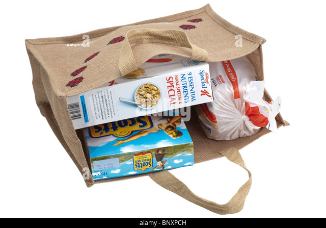 Hessian Shopping Bag Stock Photos & Hessian Shopping Bag Stock ...