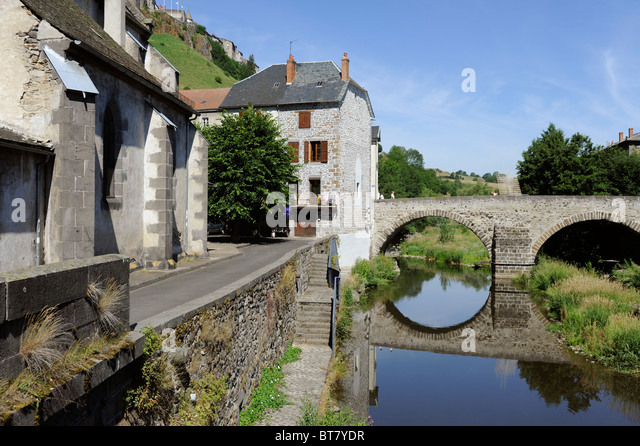 saint flour cantal auvergne france stock photos saint flour cantal auvergne france stock. Black Bedroom Furniture Sets. Home Design Ideas