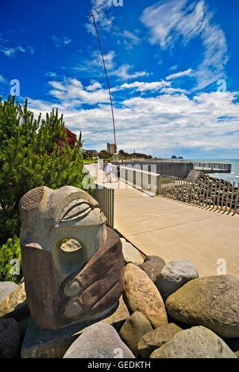 New plymouth taranaki new zealand stock photos new for Landscaping rocks new plymouth