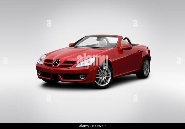 Mercedes slk roadster stock photos mercedes slk roadster for Mercedes benz slk series
