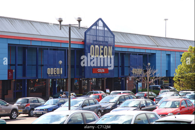 Newark Odeon Car Parking