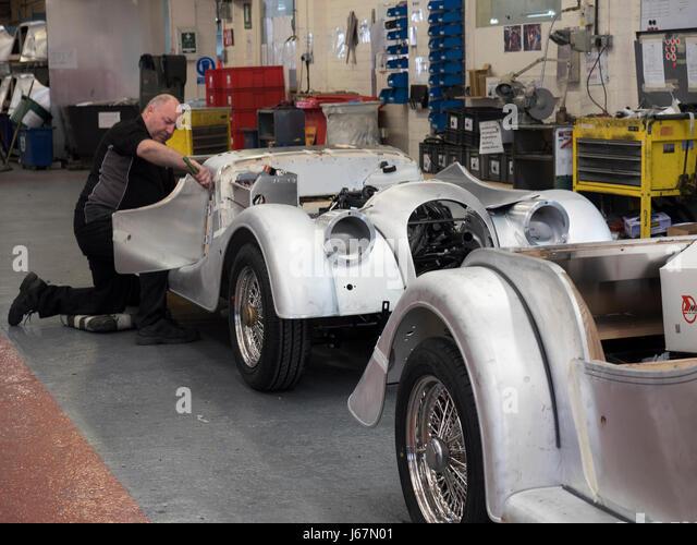 Custom built car stock photos custom built car stock for Andalusia ford motor company