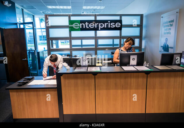 Does Enterprise Car Rental Pick You Up At The Airport