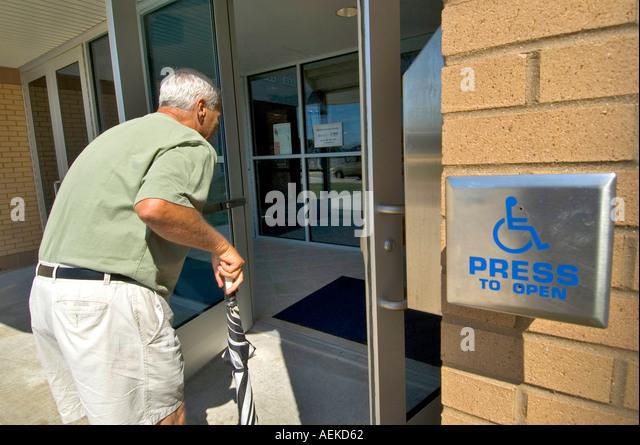 Accessible Door Stock Photos Accessible Door Stock