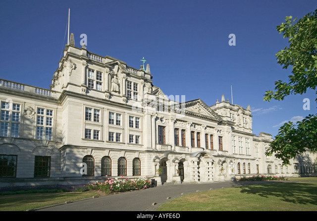 Glamorgan Building University Cardiff