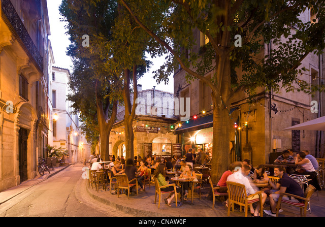 montpellier france cafe stock photos montpellier france cafe stock images alamy. Black Bedroom Furniture Sets. Home Design Ideas