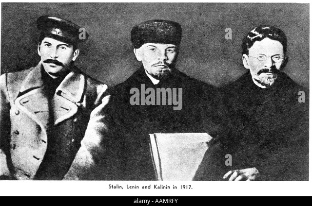 Image result for picture of kalinin and stalin