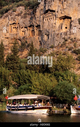 Kaunos Lycian Stock Photos & Kaunos Lycian Stock Images ...