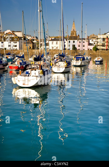 Ilfracombe United Kingdom  city photo : Ilfracombe Harbour Stock Photos & Ilfracombe Harbour Stock Images ...