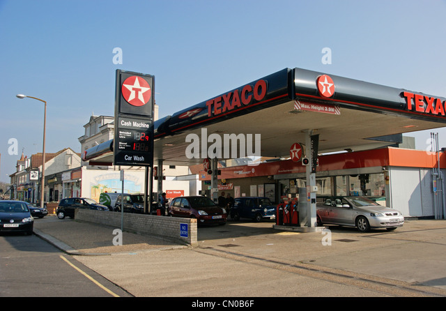 Petrol station stock photos petrol station stock images for Garage energy automobiles