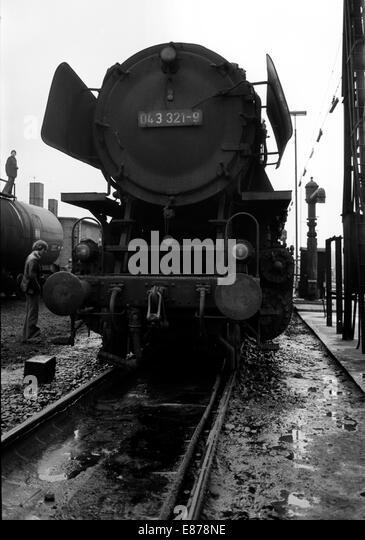 Freight Locomotive Gueterzuglokomotive Stock Photos