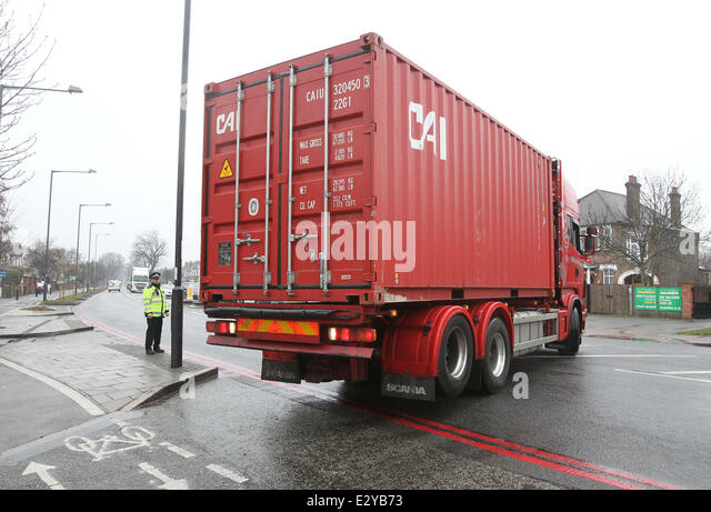 Pushed aside stock photos pushed aside stock images alamy for Consul container