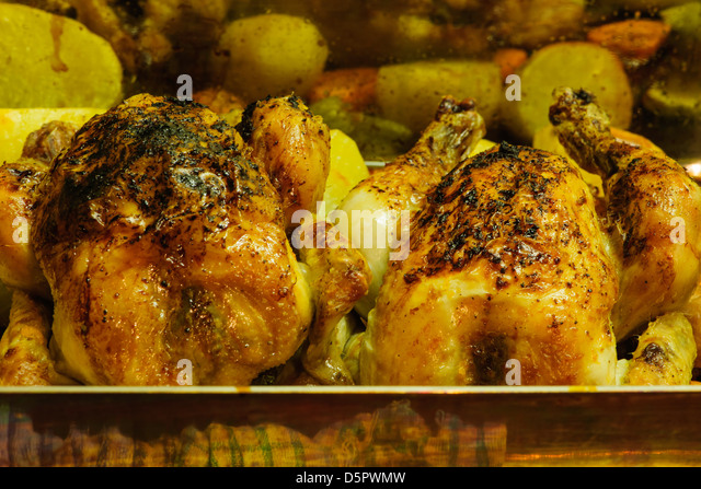 ... thyme roasted thyme roasted poussin recipe dishmaps thyme roasted