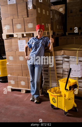 Janitor Stock Photos Amp Janitor Stock Images Alamy