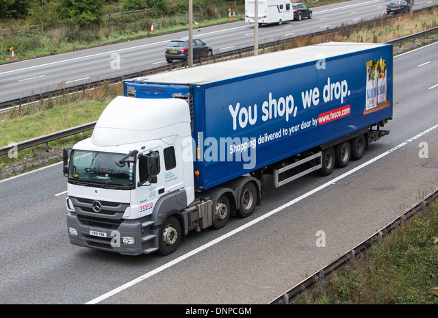 tesco m1 Explore our opportunities in your area and across the uk find your place to get on in a job you love, everyone is welcome.