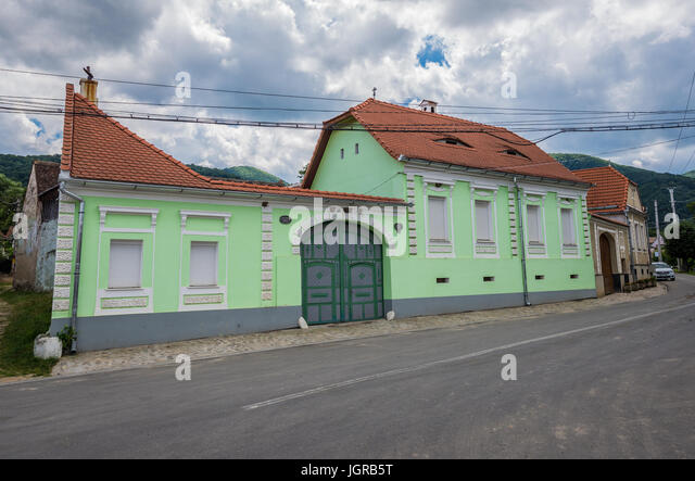 Traditional saxon village house in stock photos traditional saxon village house in stock - Saxon style houses in transylvania ...