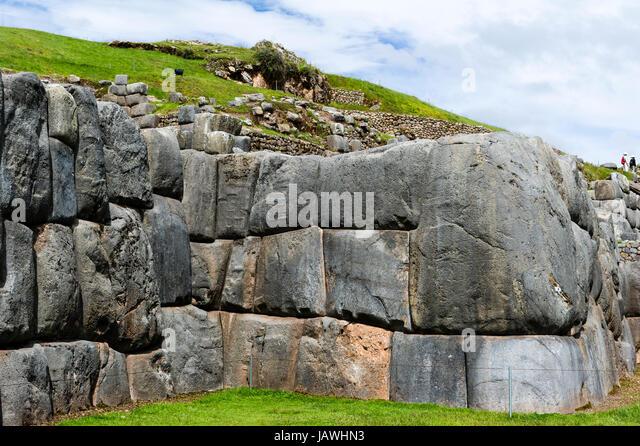 Peru carved stone stock photos