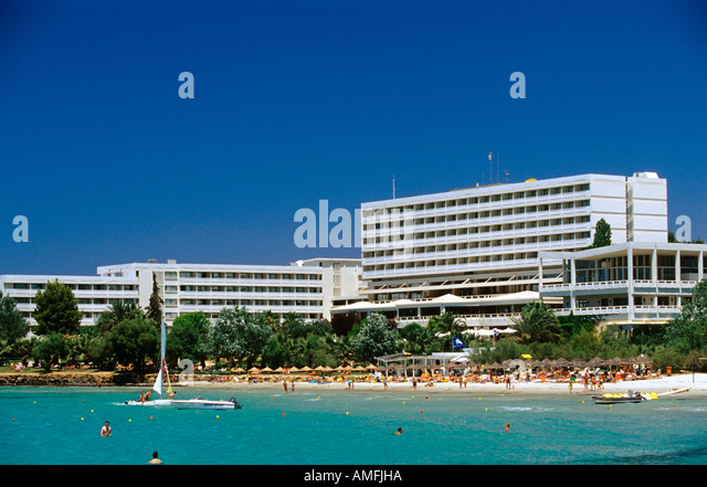 Hotel Sani Beach Griechenland