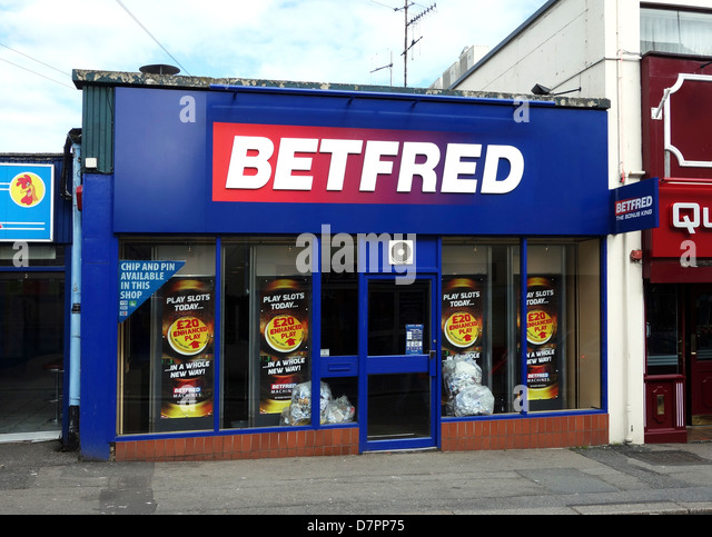 betfred bookmakers