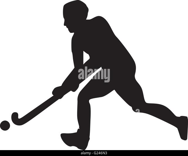 image gallery hockey player logo