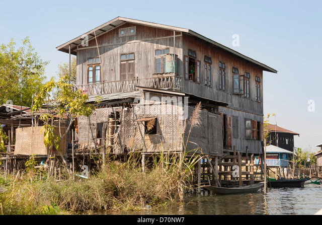 how to build a house on stilts in nc