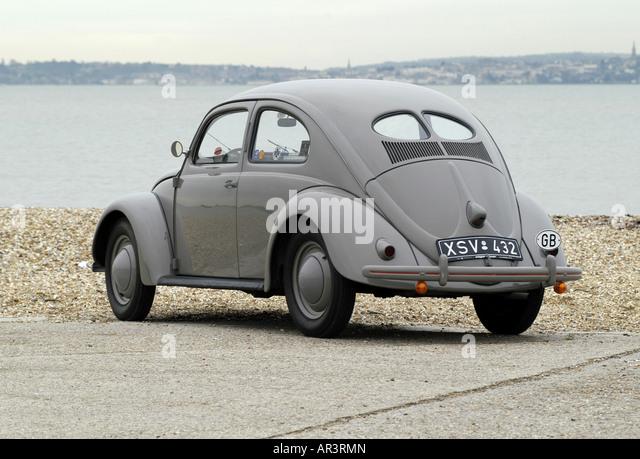Beetle rear window stock photos beetle rear window stock for 1951 volkswagen split window