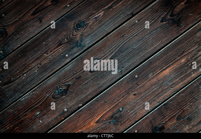 Worn Down Wooden Planks ~ Wood texture stock photos images alamy