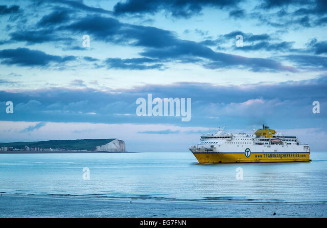 newhaven port stock photos newhaven port stock images alamy. Black Bedroom Furniture Sets. Home Design Ideas