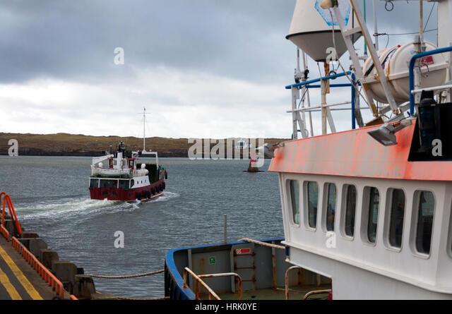 Heir Island Ferry