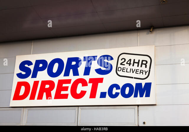 sports direct shop london stock photos sports direct shop london stock images alamy. Black Bedroom Furniture Sets. Home Design Ideas