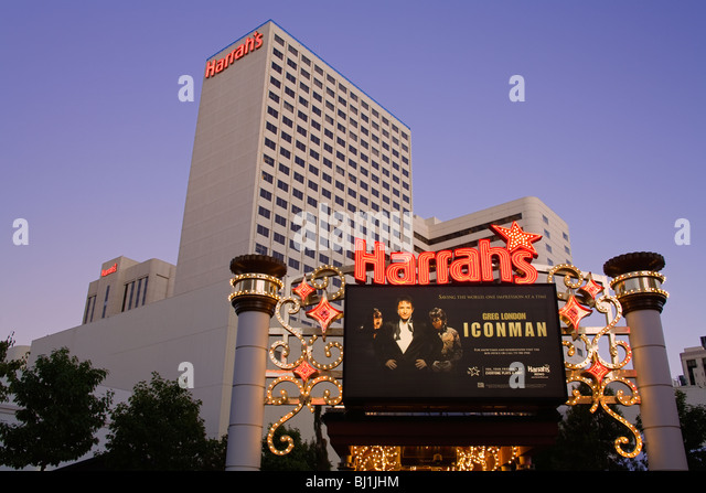 Harrahs Casino Reno