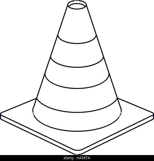 construction signs coloring pages