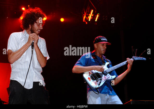 rage against the machine rock the bells