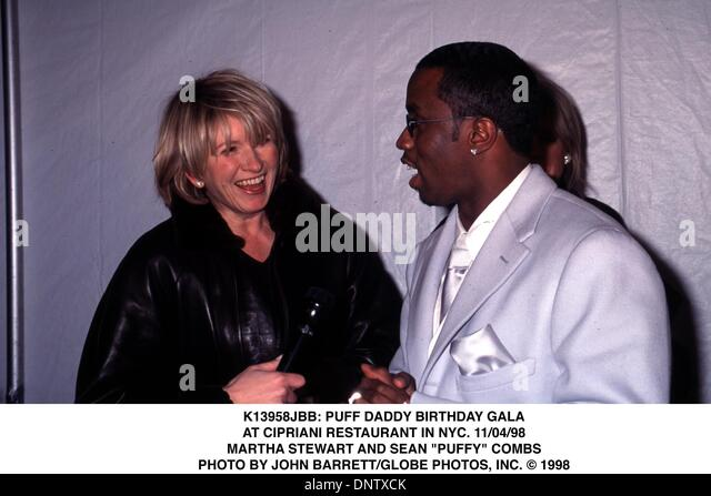 birthday party for sean p diddy puff daddy