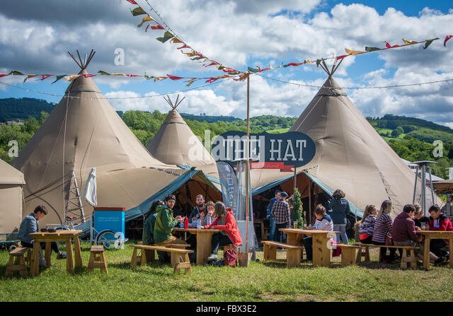 Hay On Wye Summer Food Festival