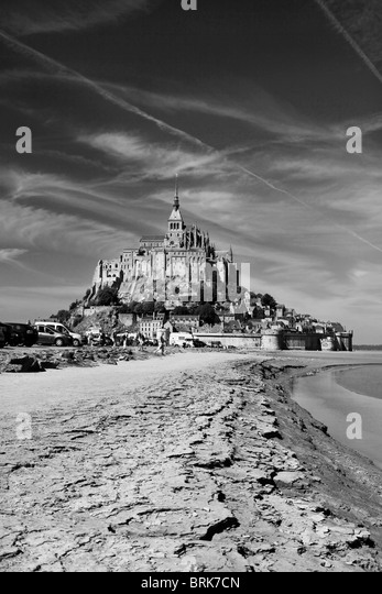 Best Beach Near Mont St Michel
