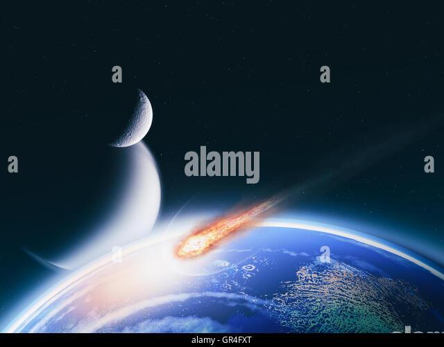 nasa asteroid impact - photo #38