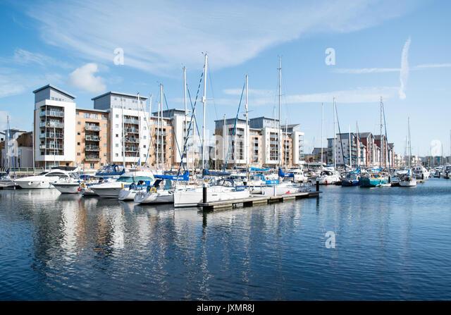 New Homes Portishead Marina