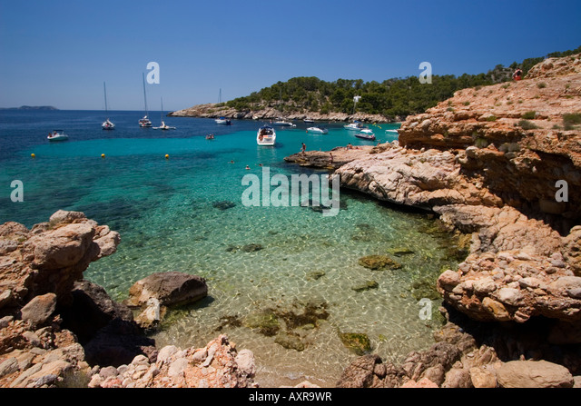 ibiza beach stock photos ibiza beach stock images alamy. Black Bedroom Furniture Sets. Home Design Ideas