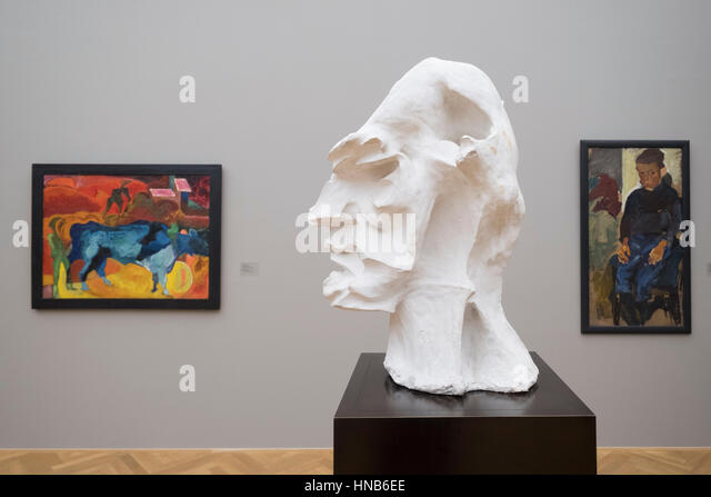 Museum Ludwig Cologne Paintings Sculptures Environments from Expressionism to the Present Day