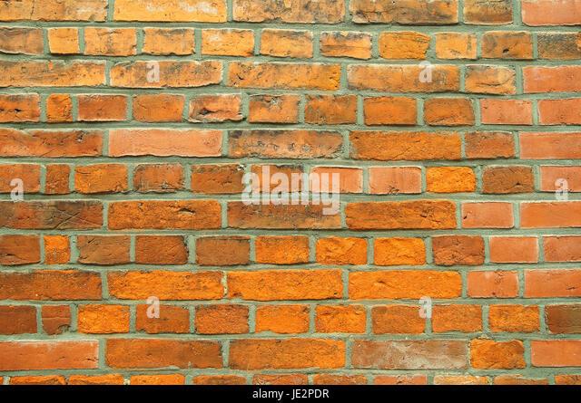 backsteinmauer brick wall stock image reparieren