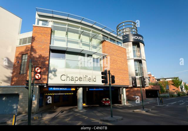 Westfield Shopping Centre Stratford London Car Parks Ticket
