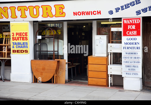 Wanted Second Hand Furniture Secondhand Furniture Shop Stock Photos & Secondhand Furniture Shop