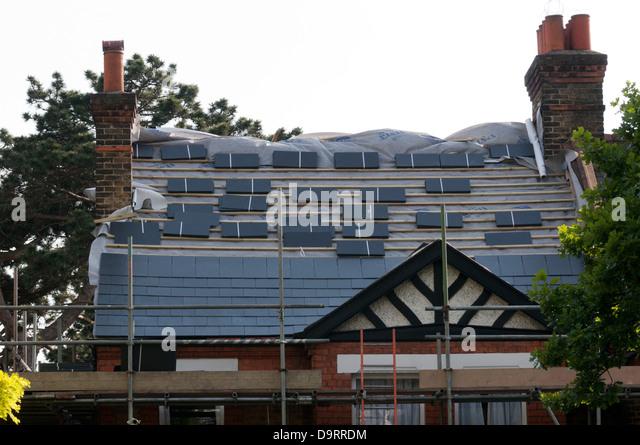 Felt Battens Roofing Stock Photos Amp Felt Battens Roofing